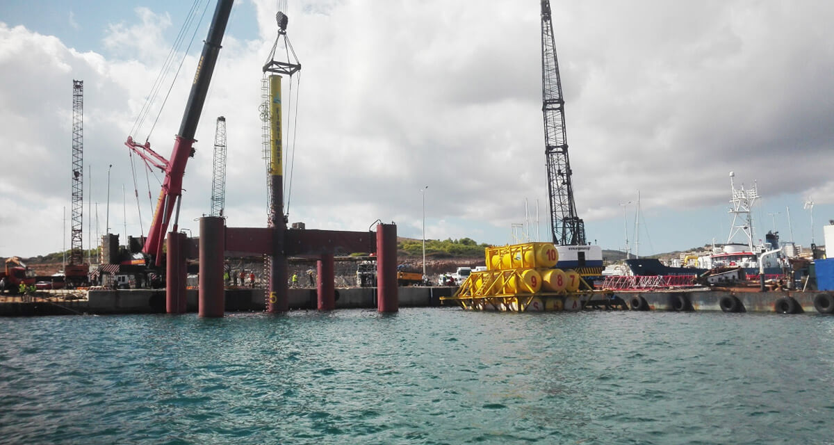 Offshore Structures - Design and Project Management